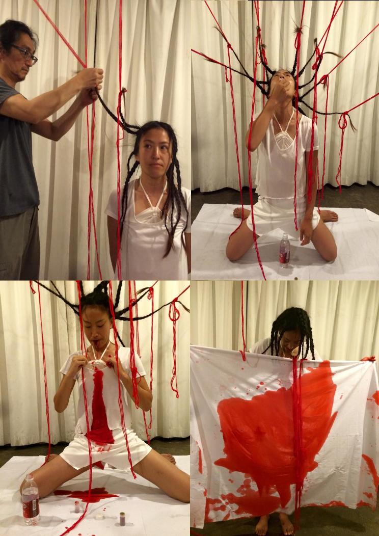 4.My Japanese Flag Seiko Kitayama 2015