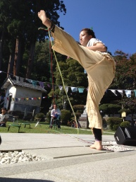 長谷寺秋分祭2013 063